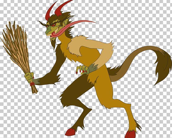 Krampus PNG, Clipart, Art, Carnivoran, Character, Digital Art.