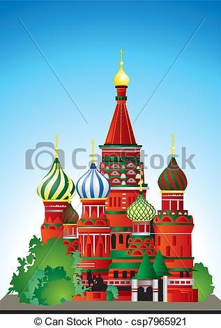 Kremlin Clipart Vector Graphics. 982 Kremlin EPS clip art vector.