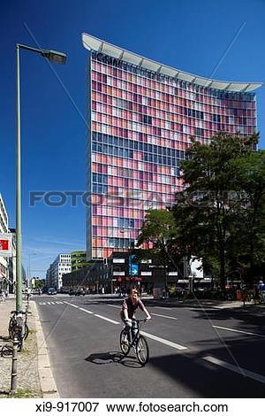 Picture of GSW Building, Kreuzberg district, Berlin, Germany xi9.