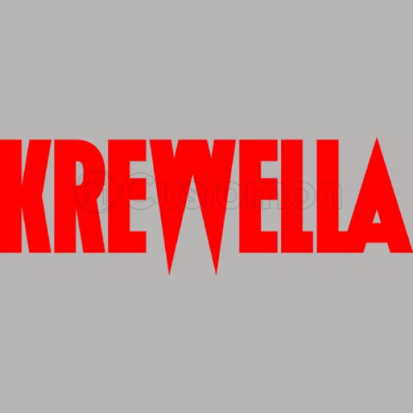 Krewella Logo Travel Mug.