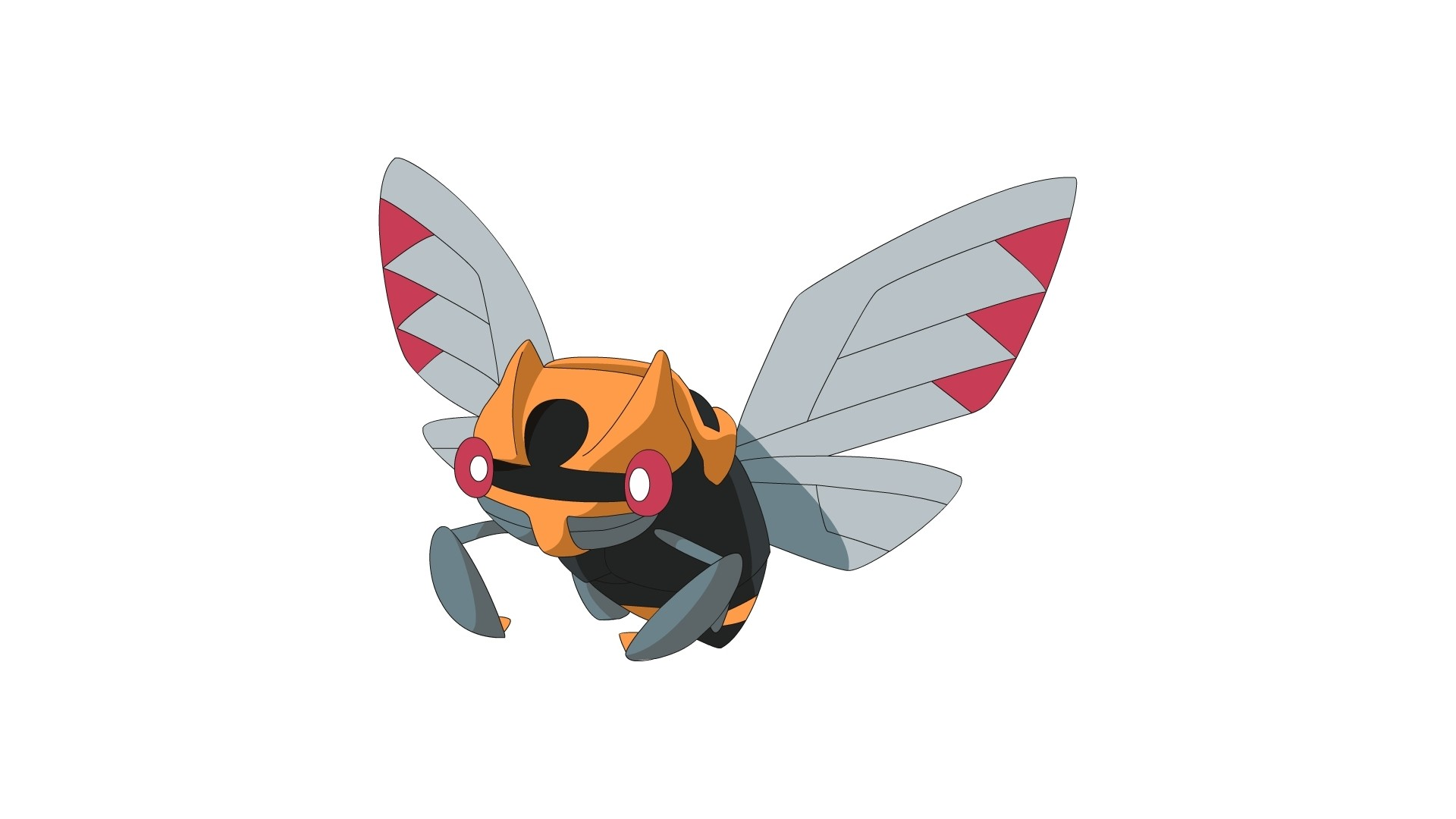 Bug, pokemon, kricketune, clipart (#222445).
