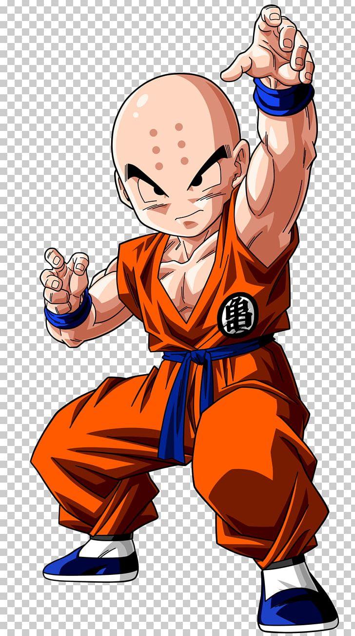 Dragon Ball FighterZ Krillin Goku Android 18 Tien Shinhan.