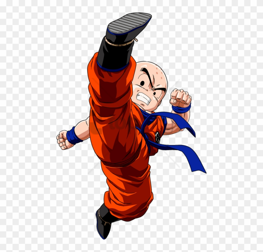 Free Png Dragon Ball Z Krillin Png Image With Transparent.