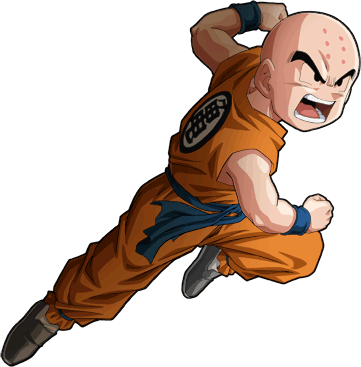 Krillin (Dragon Ball FighterZ).