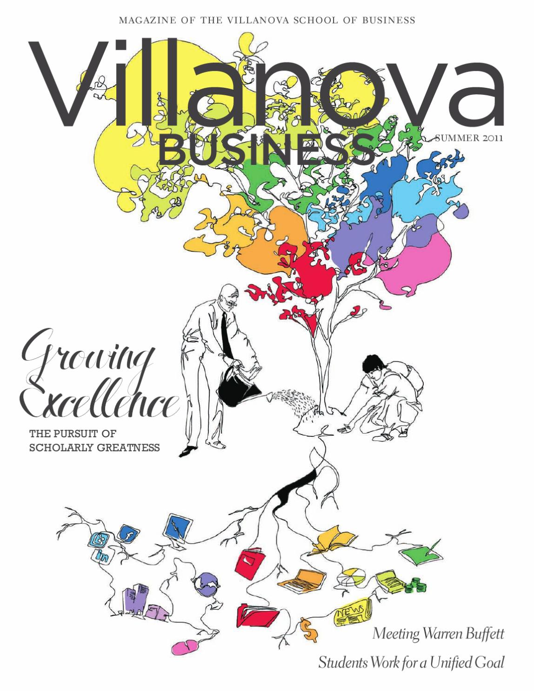 Villanova Business.