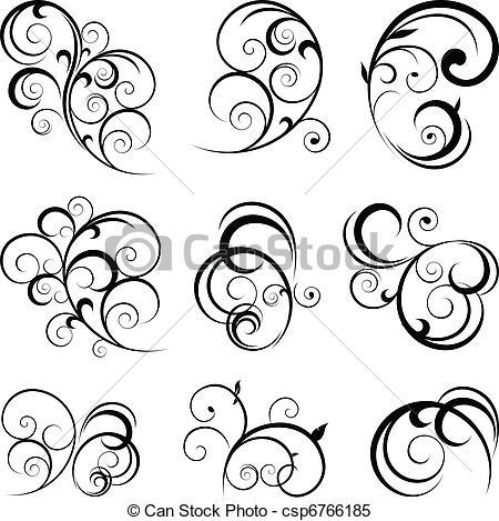 Curls Stock Illustration Images. 160,507 Curls illustrations.