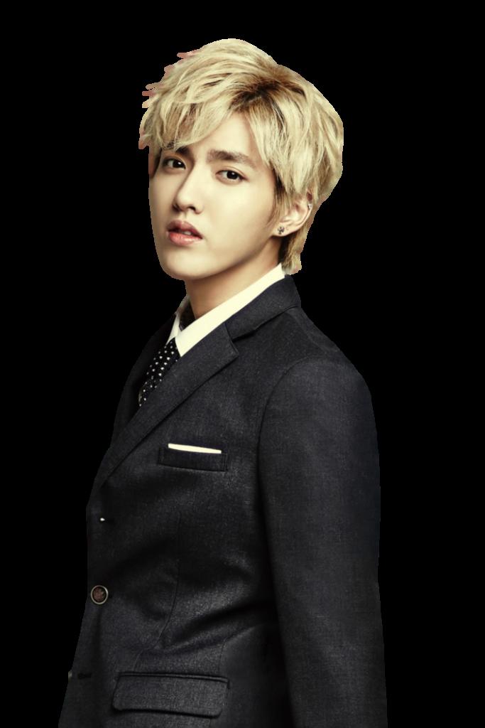 Kris Exo Png Vector, Clipart, PSD.