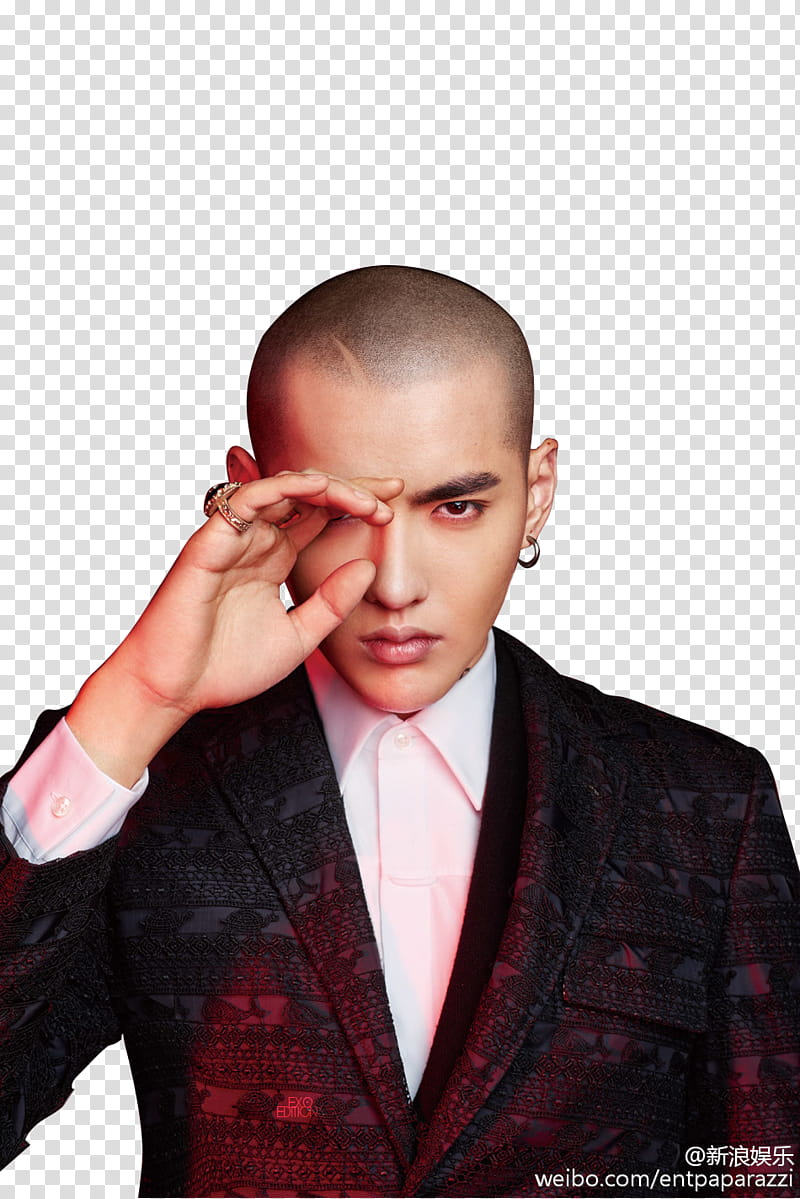 Kris Wu Yi Fan Render Yoho , EXO Editions () transparent.