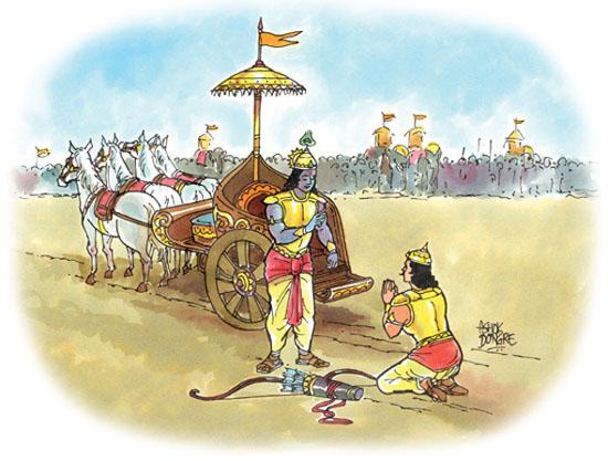 Sri Krishna Tells The Gita by Dr. CS Shah.