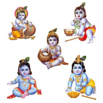 Krishna Png, Vector, PSD, and Clipart With Transparent Background.