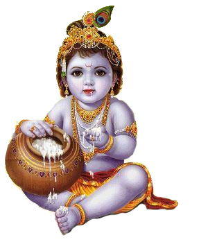 Download LORD KRISHNA Free PNG transparent image and clipart.
