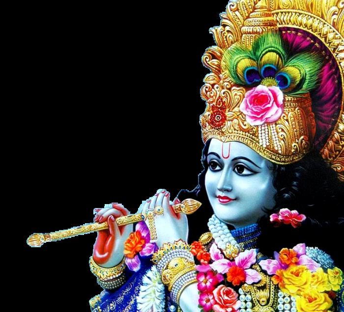 Krishna Png Image Vector, Clipart, PSD.