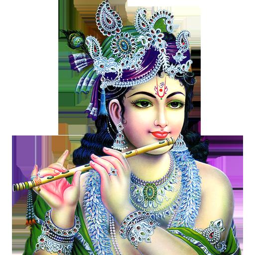 Krishna PNG Transparent Background.