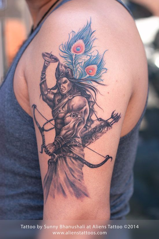 Pin on Shiva Tattoo.