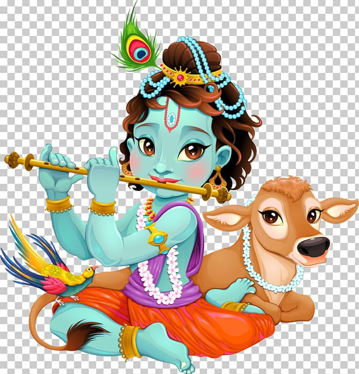 Bala Krishna Cattle In Religion And Mythology Hinduism PNG, Clipart.