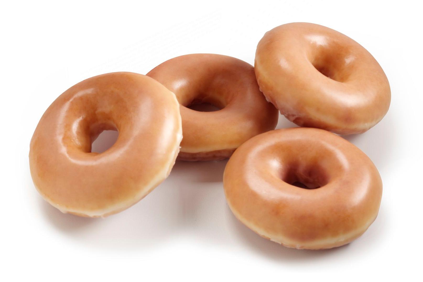 Free Krispy Kreme Clipart.
