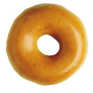 Glazed Doughnut Clipart.
