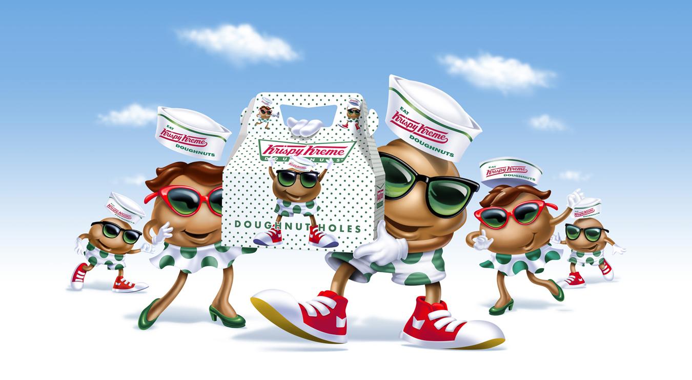 Krispy Kreme Clipart.