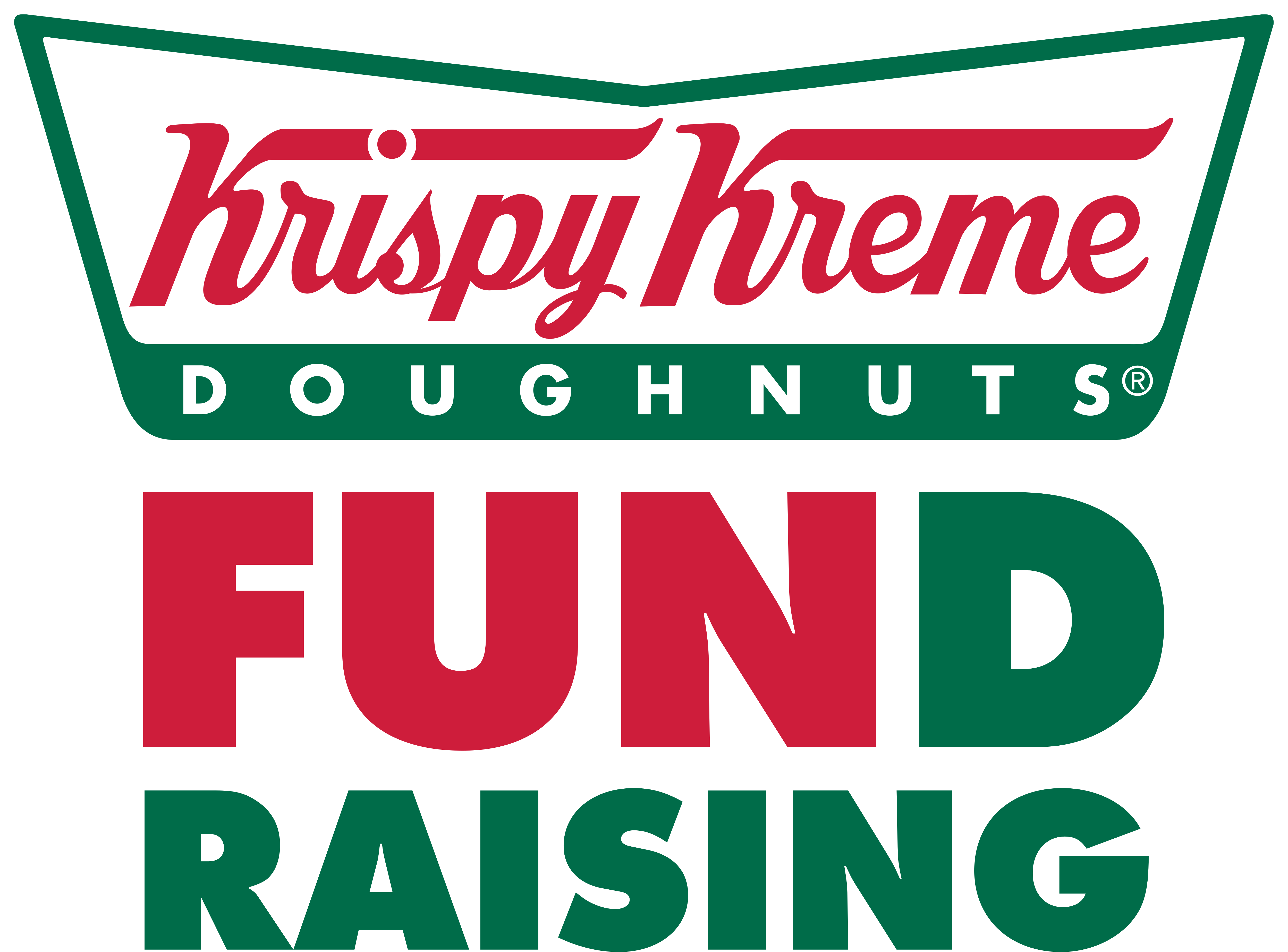 Krispy Kreme Fundraising.