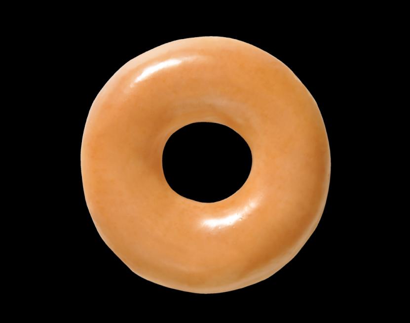 Krispy Kreme South Africa.