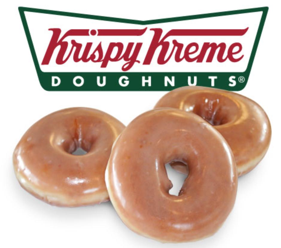 Krispy Kreme.