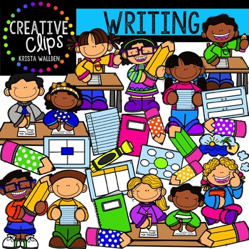 Writing {Creative Clips Digital Clipart}.