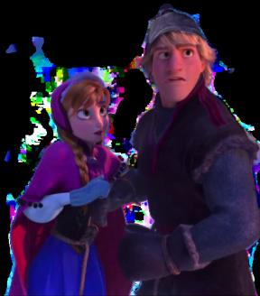 Frozen Kristoff Clipart.