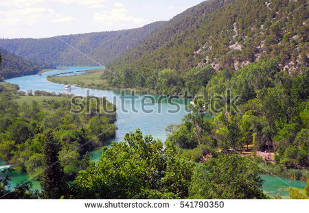 Krka Stock Photos, Royalty.