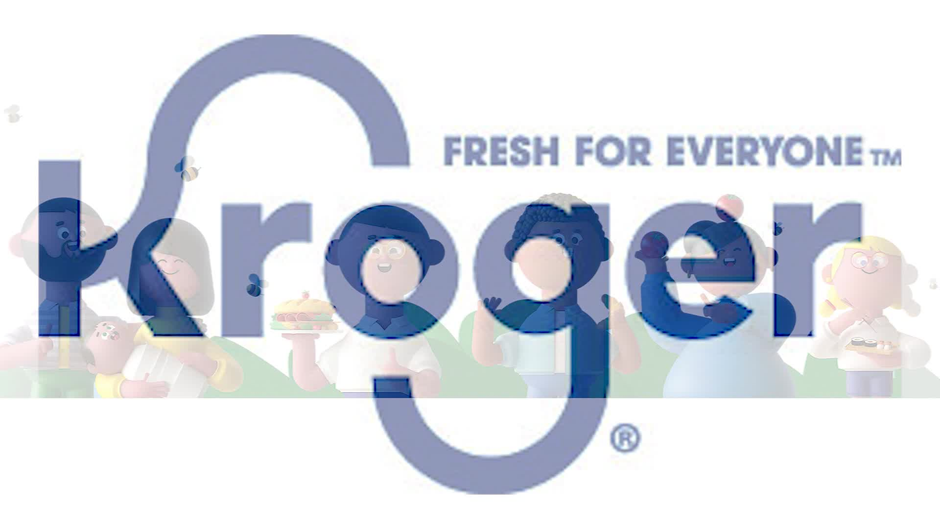 Kroger debuts new logo and slogan.
