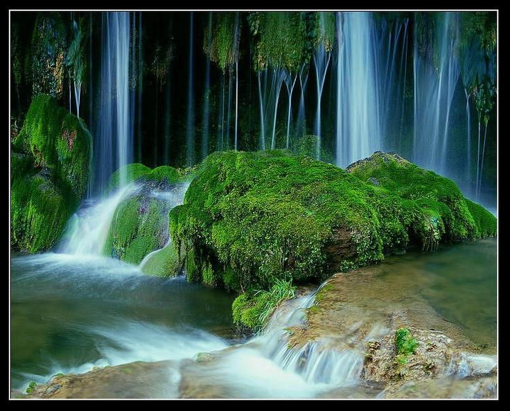 Krushuna Waterfall, Bulgaria.