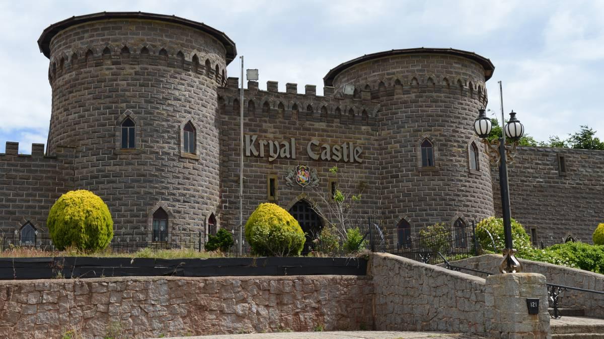 Another ruler for Kryal Castle.
