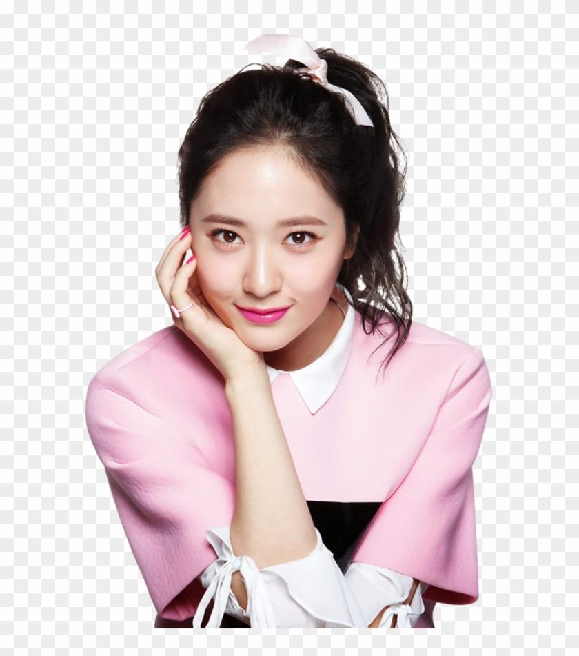 Krystal Jung Png.