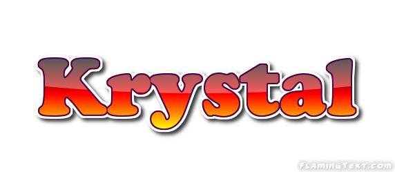 Krystal Logo.