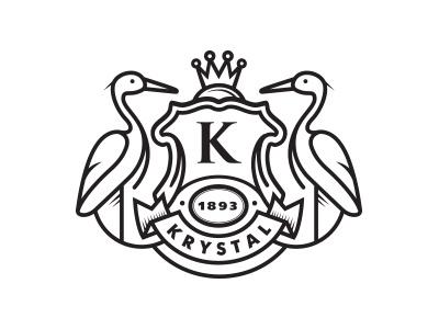 Krystal Logo Concept by Oleksii Chernikov on Dribbble.