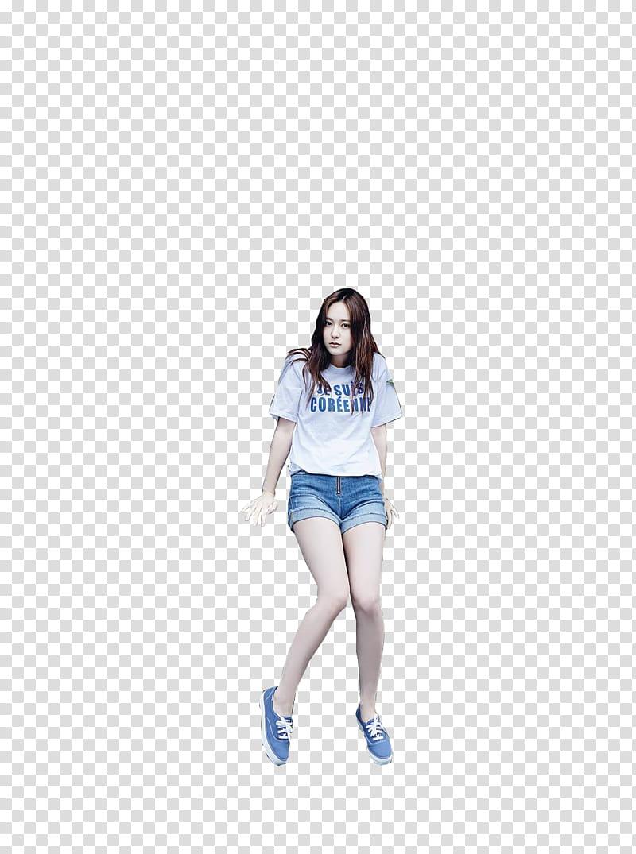 Krystal Oh Boy Magazine and transparent background PNG.
