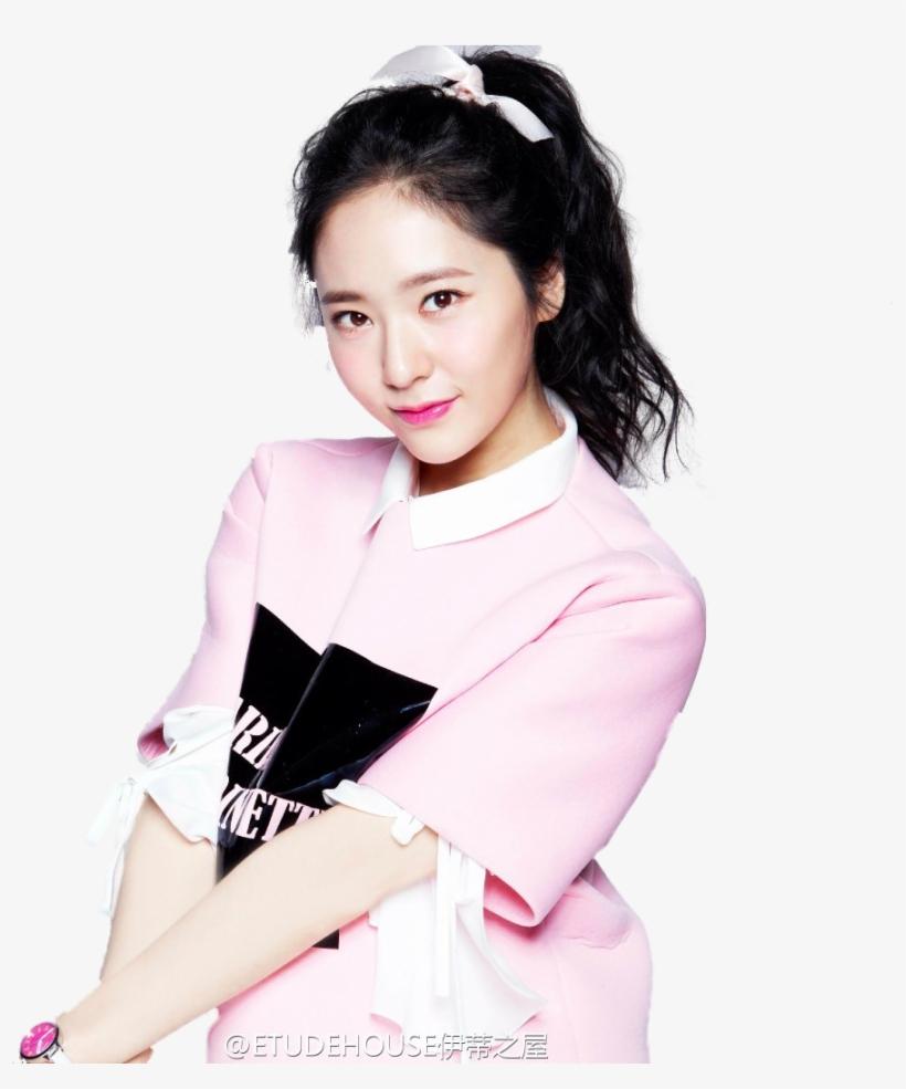 Krystal Jung Fx Png.
