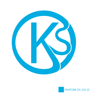 KS Logo Design & Stationary on Behance.