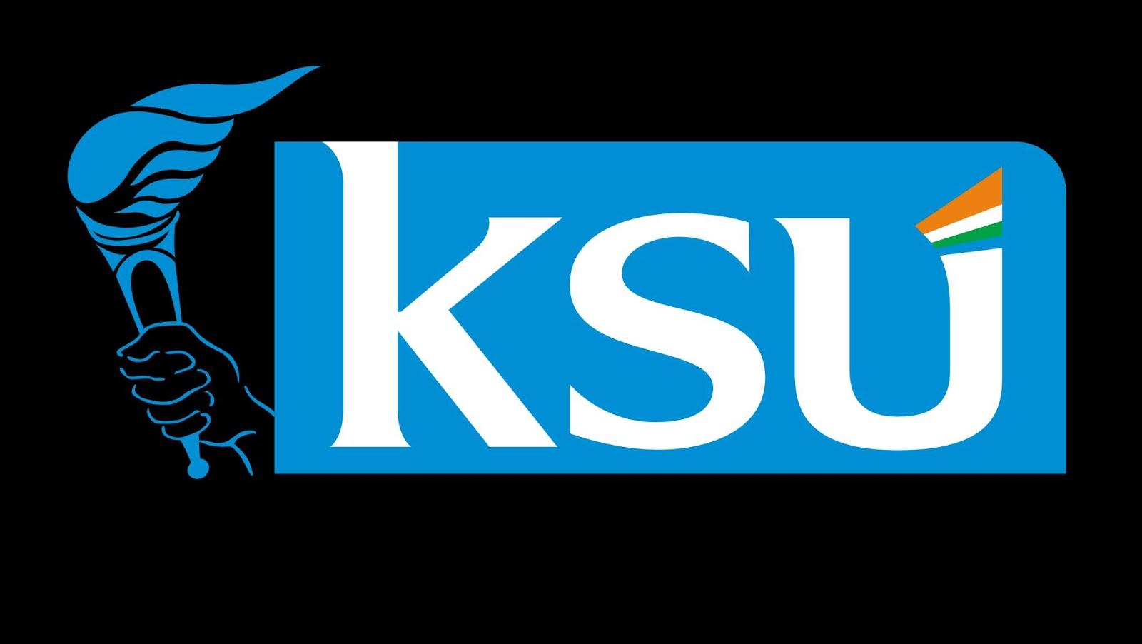 Hardworkers of KSU™: Logo of KSU.