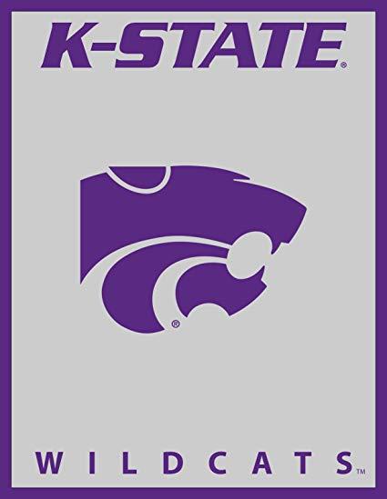 Amazon.com : Chrome Domz NCAA Kansas State Wildcats Powercat.