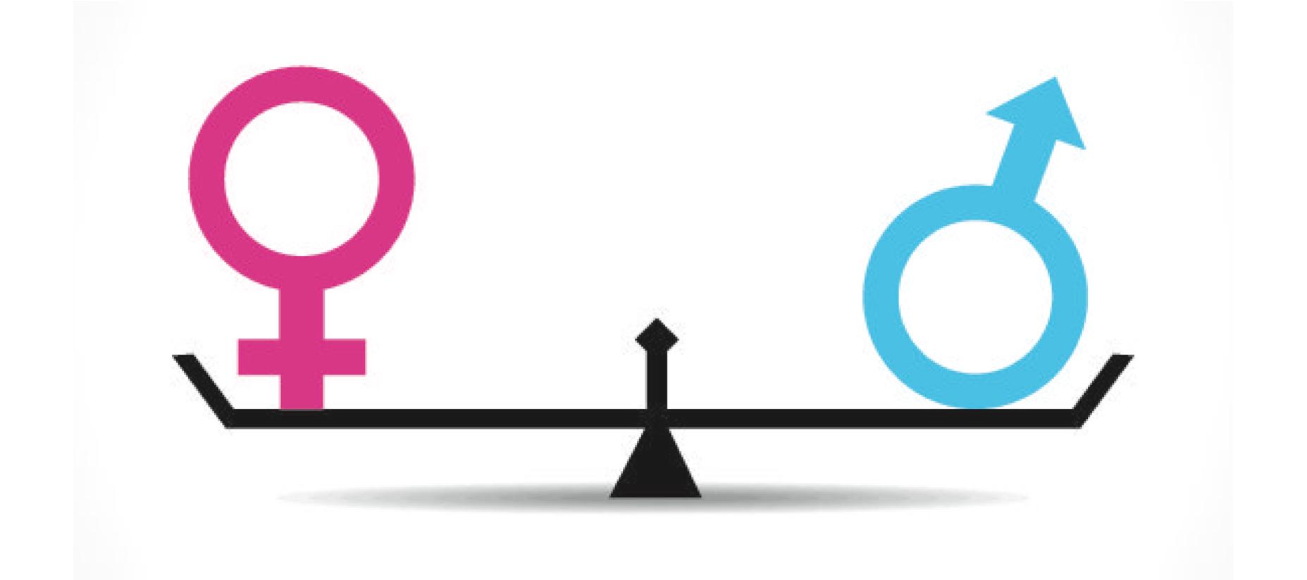 KTH is striving for gender equality.