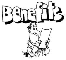 Clip Art Employee Benefits Clipart.