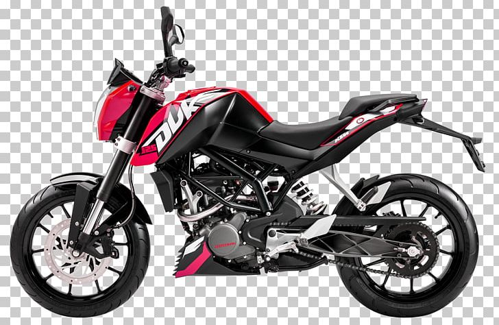 KTM 390 Series Bajaj Auto KTM 125 Duke Motorcycle PNG.
