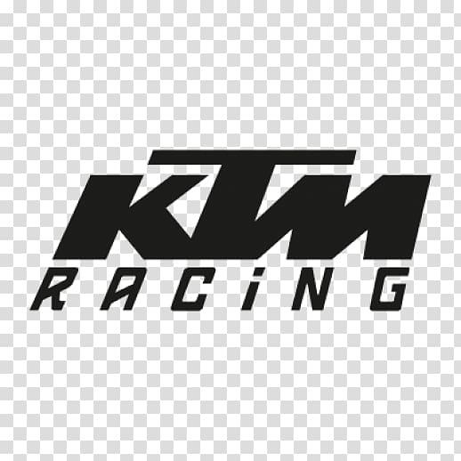 KTM racing logo, KTM MotoGP racing manufacturer team Logo.