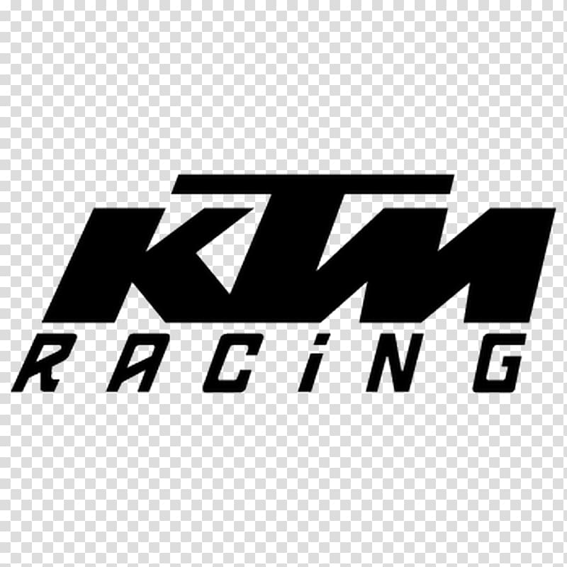 KTM MotoGP racing manufacturer team Motorcycle Logo Sticker.