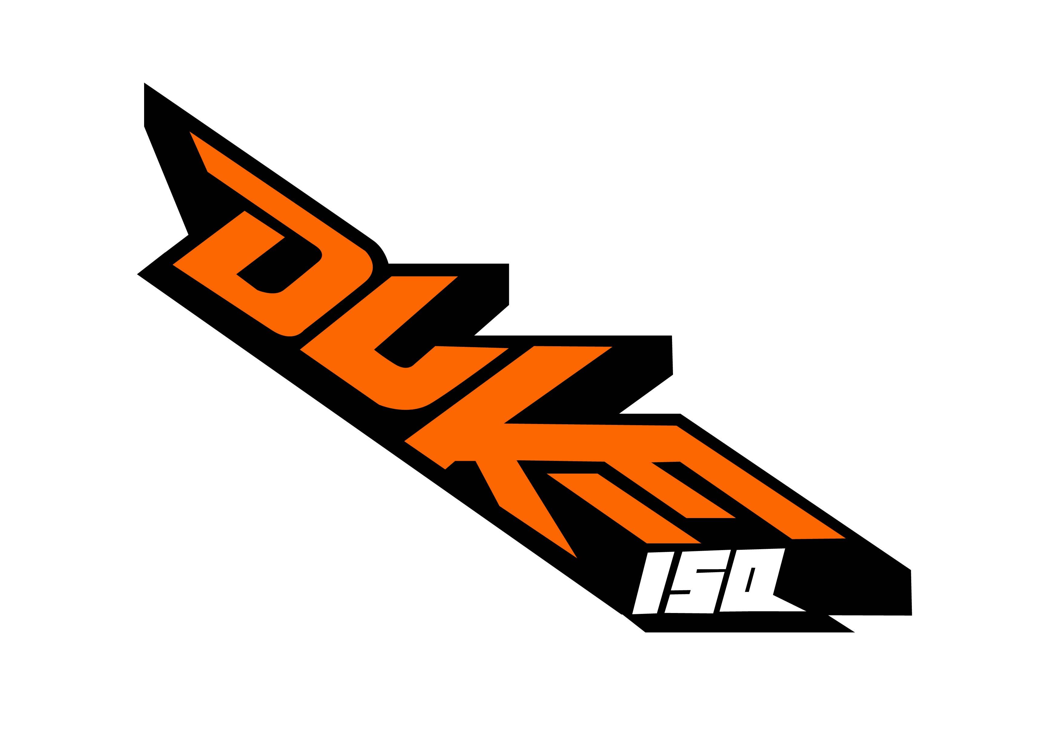 KTM Duke Logo.