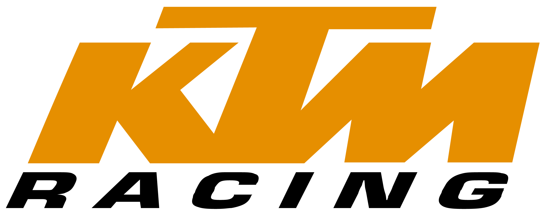 KTM Racing Logo.