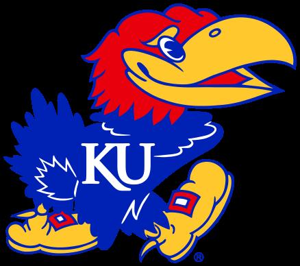 File:University of Kansas Jayhawk logo.svg.