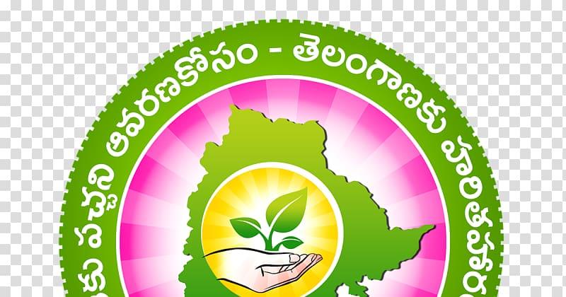 Telangana Ku Haritha Hāram Logo Telugu Poster, Hanuman.
