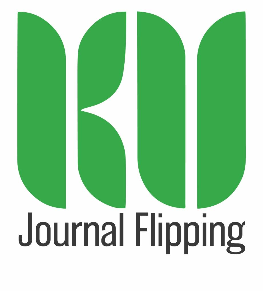 Ku Journal Flipping Logo.