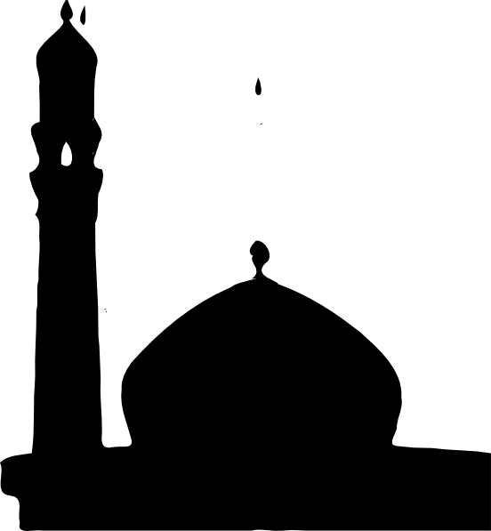 Mosque clipart kubah, Mosque kubah Transparent FREE for.
